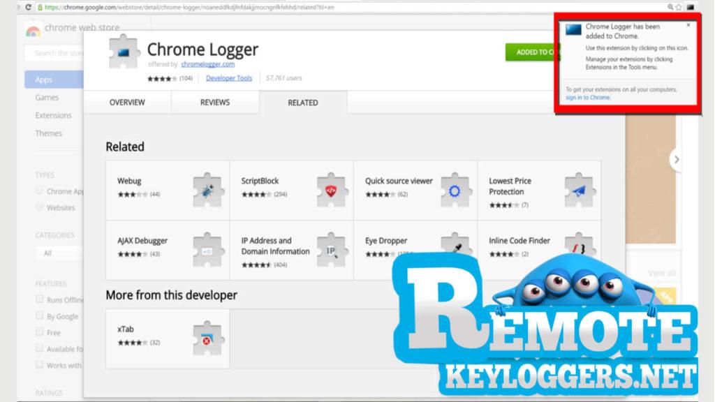 Chromebook Keylogger - Most Powerful Keylogger for Chrome OS
