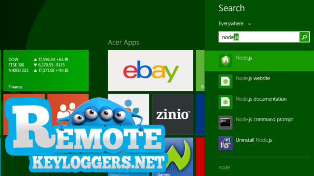How to Run an Android keylogger on Chromebook Using Evernote